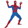 Spiderman deluxe Rental Quality Adult